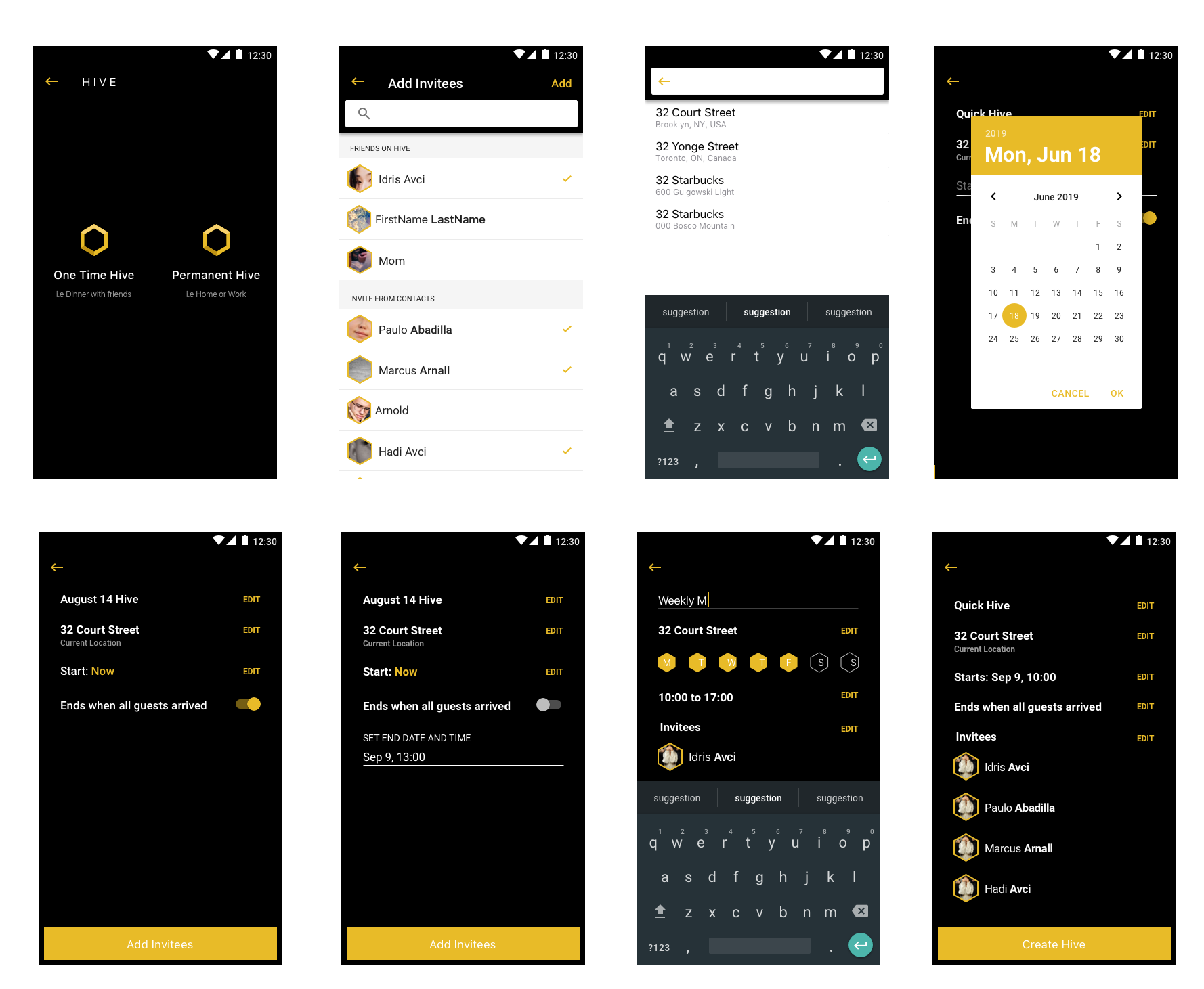 Hive-Android1