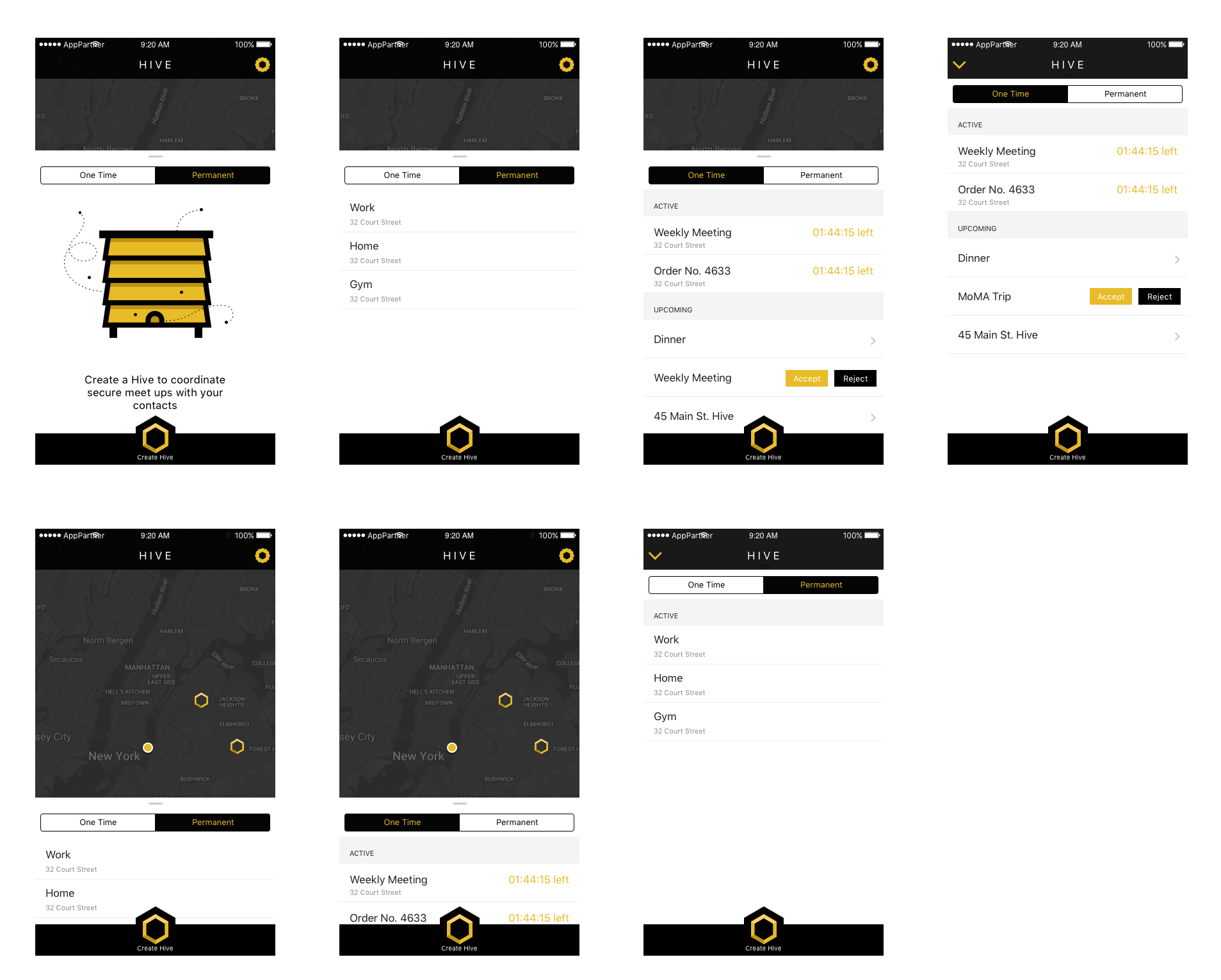 Hive-iOS